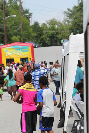 Charity's Back to School Event
