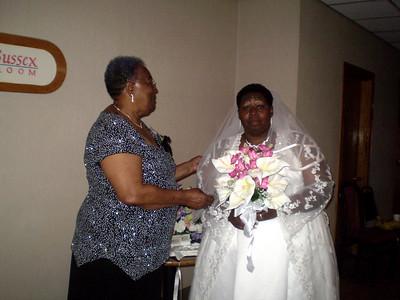 The Crawley Wedding