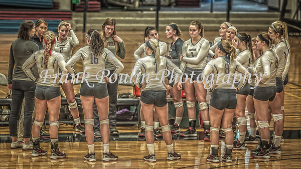 Eastern volleyball 10/24/2015
