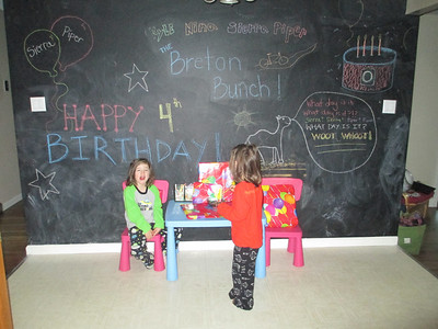 Birthday Murals
