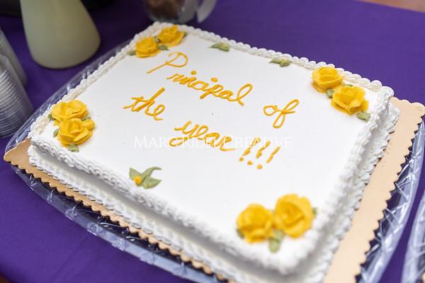 Broughton Principal of the Year celebration. May 23, 2021
