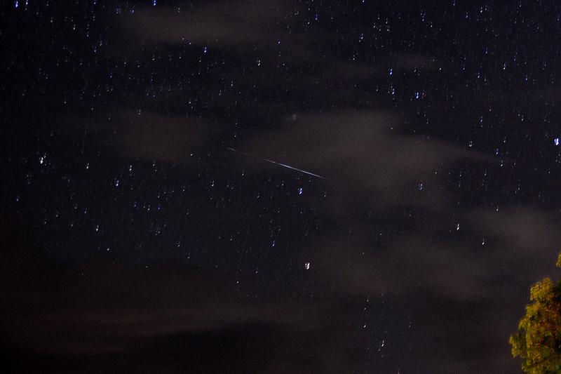 Persied meteor