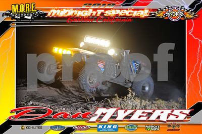 SNORE / MORE MIDNIGHT SPECIAL 2019 BARSTOW