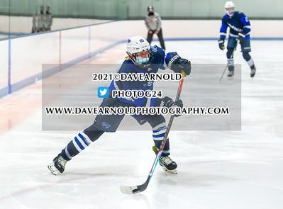 2/8/2021 - Boys Varsity Hockey - Swampscott vs Marblehead
