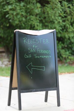 San Fernando Golf Tournament 9-20-19
