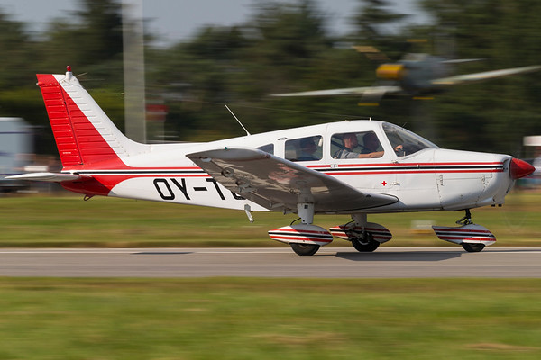 OY-TOT - Piper PA-28-151 Warrior