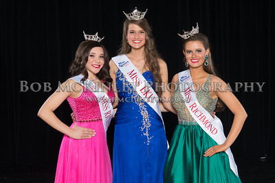 2017 Miss Richmond Pageant