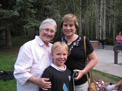 Willis Family Reunion July 2012