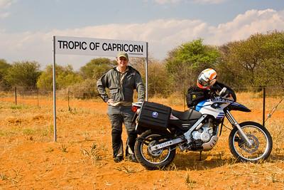 S. A. (2006) Botswana Namibia Zimbabwe