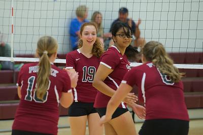 Volleyball - Freshman: Freedom @ Rock Ridge (by Jeff Scudder)