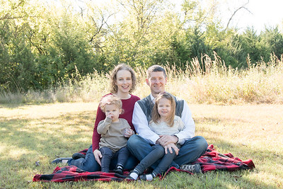 Karli and Matt Miller Family Session