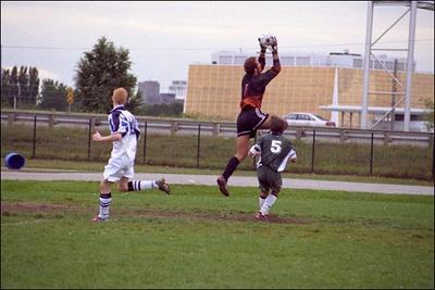 2003-04 Men's Soccer