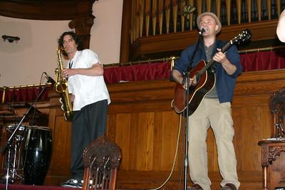 Randy Kaplan (with Ryan Thorton and David Ondrick