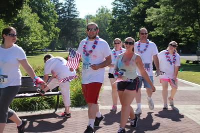 Color Run 16 - Memorial Walk Part 3
