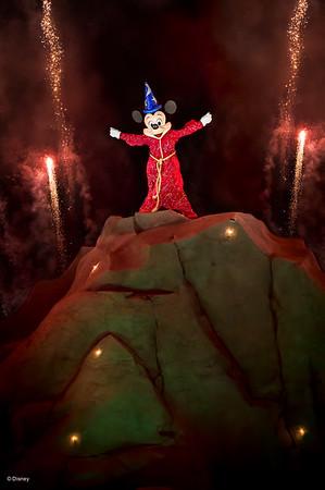 Disney_WDW stock