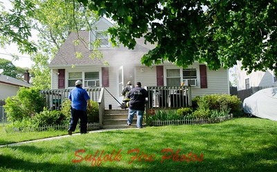 Mastic Beach Kitchen Fire Pennwood and Diana [5.23.16]