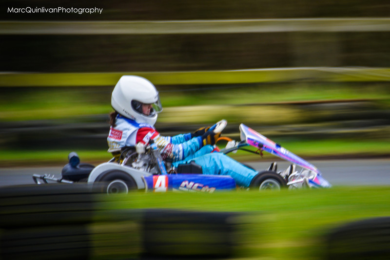 Leinster Karting Club - 2013/14 Winter Championship - Round 3