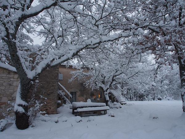 Snow February 2015