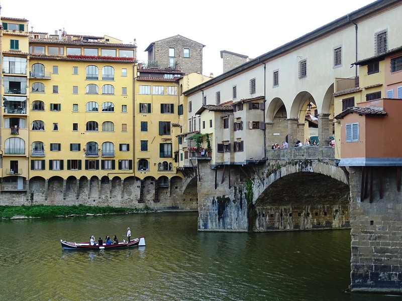 Ponte Vecchio -3 days in Florence Itinerary