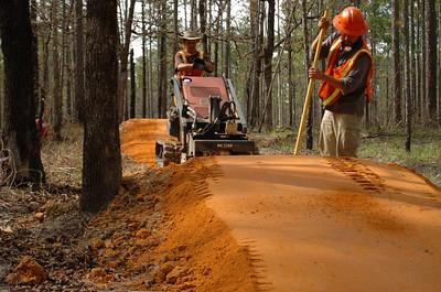 14 March 2011 Trail Dynamics on Munson