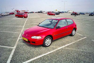 Honda Civic 1996-2008