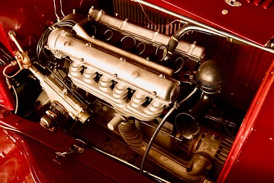 1930 Alfa Romeo 6CSS Torino AQ4686