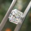 2.39ct Antique Asscher/Square Emerald Cut Diamond, GIA D/IF 38
