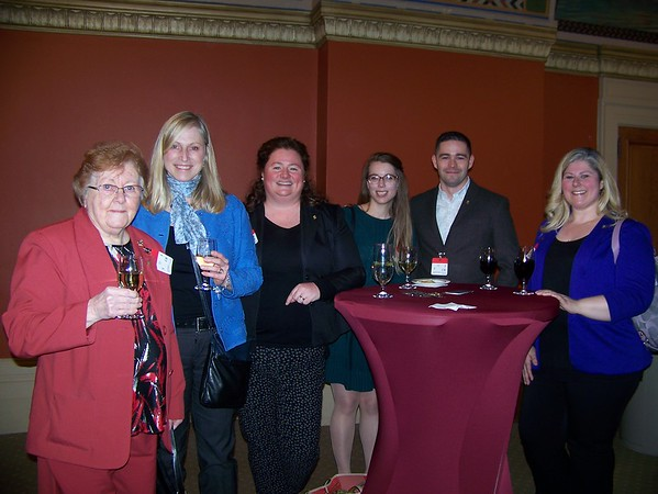 Ottawa STU Alumni Event - March 20, 2018