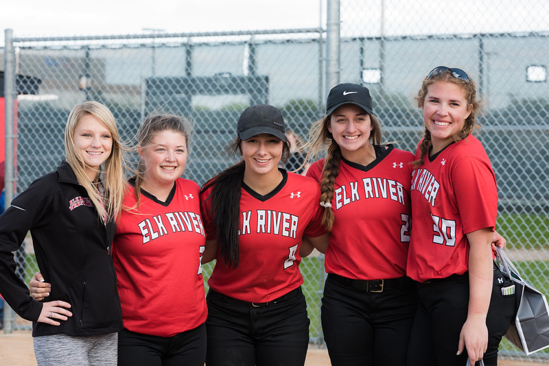 ELK RIVER SENIOR NIGHT