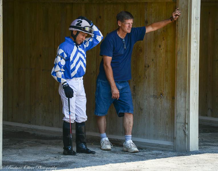 Finger Lakes Race Track