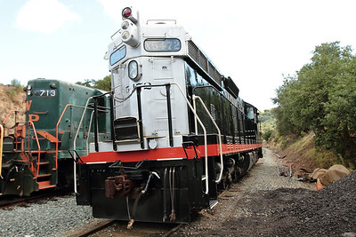 Niles Canyon Railway, Brightside Yard