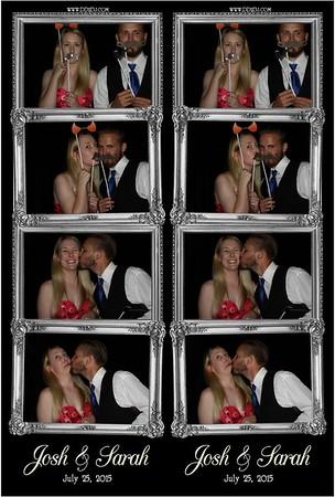 Josh & Sarah 7/25/2015