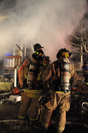 1/27/2010 Working House Fire - South Sandgates