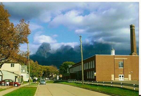 Past Detroit Fires