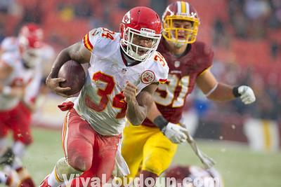 Football: Chiefs vs Redskins 12.8.13 (by Jeff Scudder)