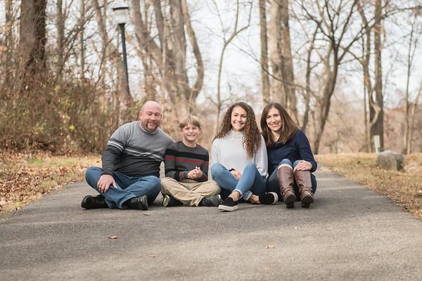 Shaw Family - Fall 2019