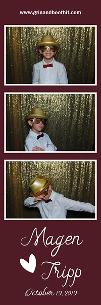 Magen & Trip's Wedding