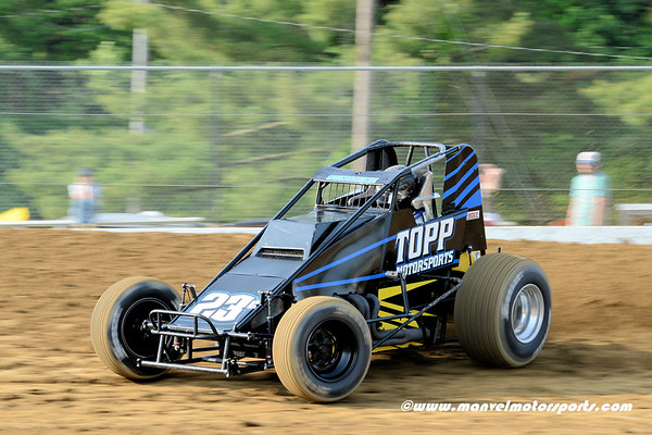 Brownstown Speedway 21 May 2016