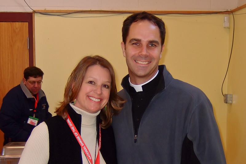 Mercy Sunday Weekend -Marian Helpers Center Stockbridge, MA  March 29, 2008