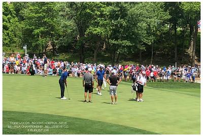 100 - PGA Championship
