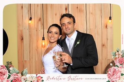 Roberta e Gustavo