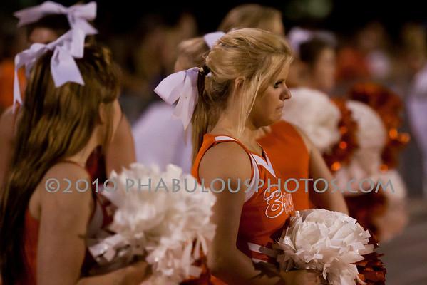 Boone @ Dr. Phillips High School Varsity Cheer - 2010