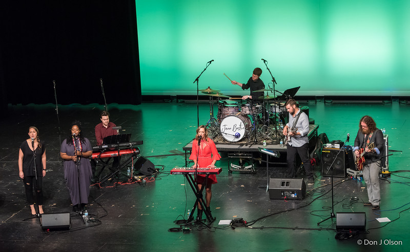 Jenn Bostic--Revival Cd release @ Waconia PAC.