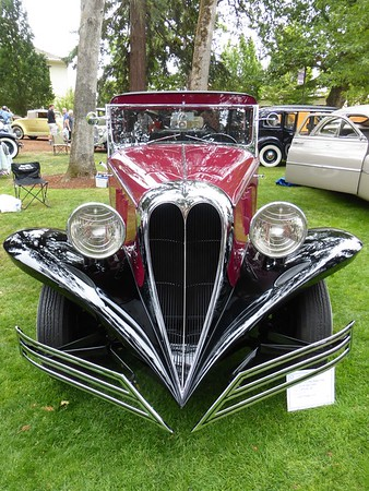 Forest Grove Concours d'Elegance 2016