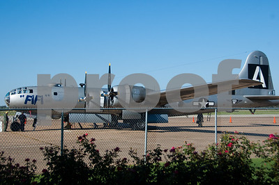 9/19/12 Historic Aviation Memorial Museum Presents Commemorative Air Force B-29 Tour by Sharla Drain & Troy Hayes