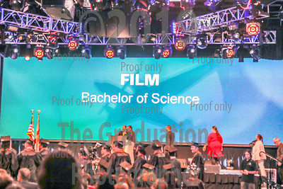 Film Grads Walking May 3rd 2018