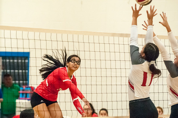 August 16, 2019 - Volleyball - Sharyland Pioneer vs La Joya_LG