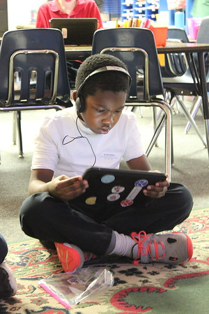 Lower School Hour of Code