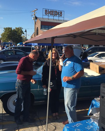 Lions tailgate 92015