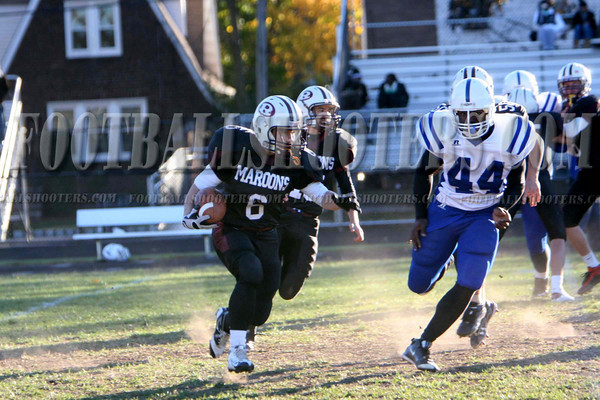 2010 Teaneck High School JV vs Ridgewood